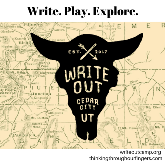 Write. Play. Explore.