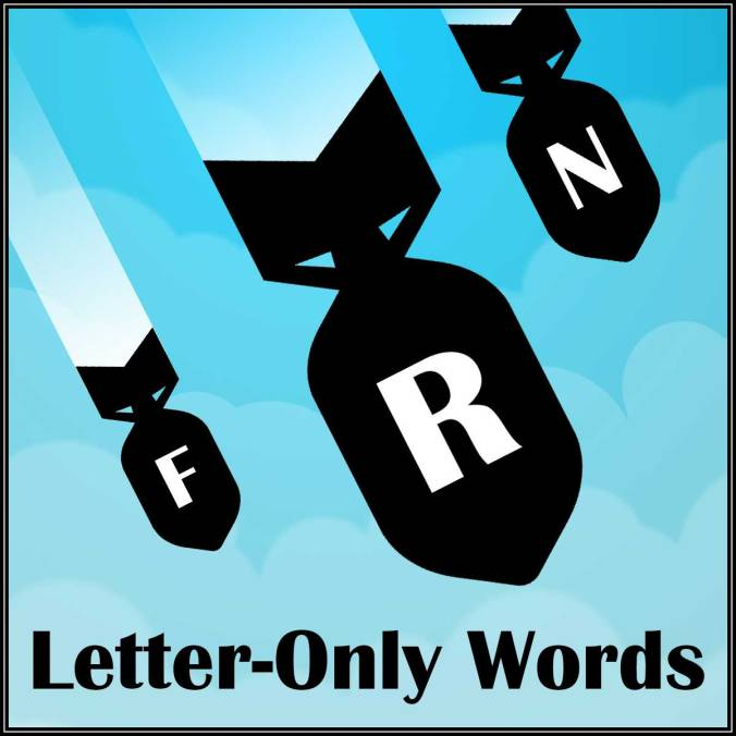 Letter-Only-Words
