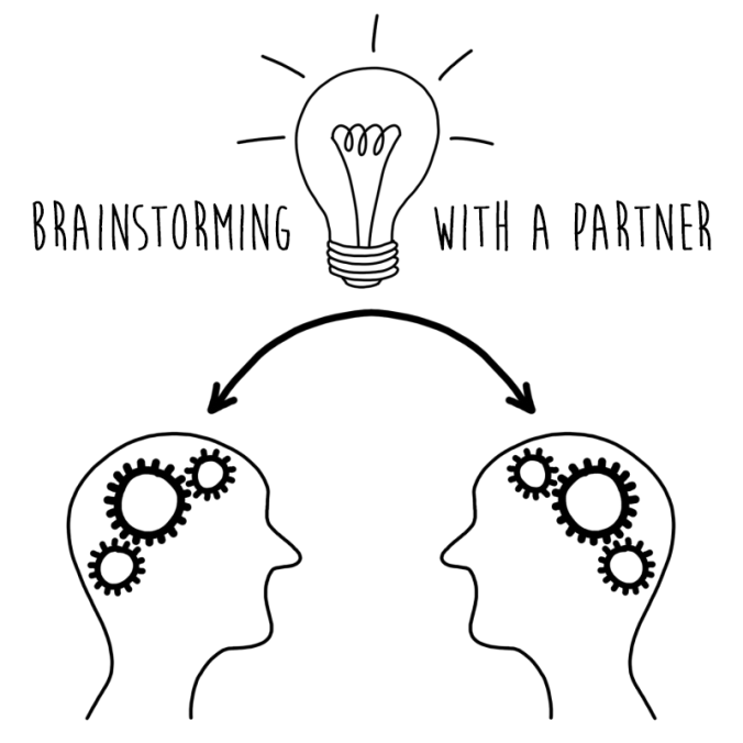 brainstorming-with-a-partner