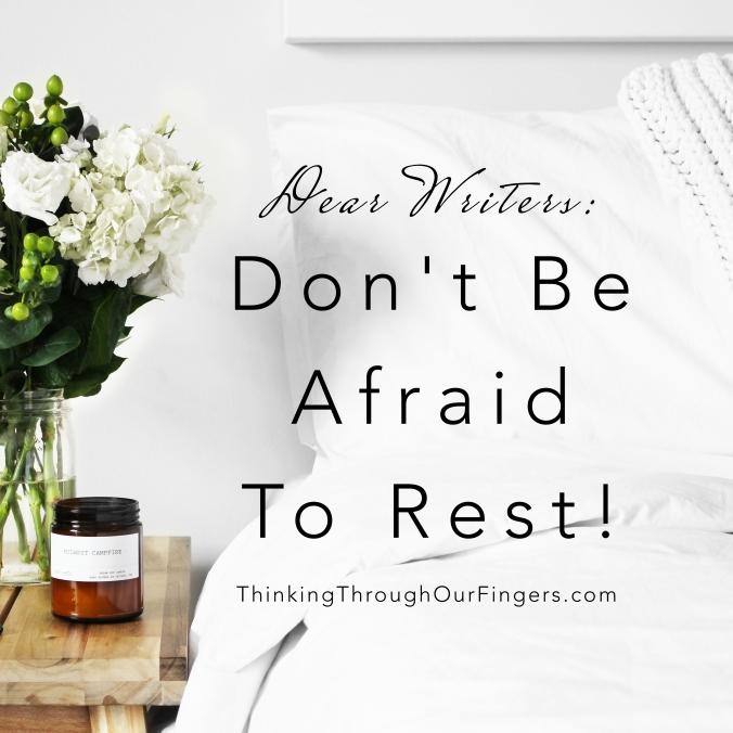 writer rest